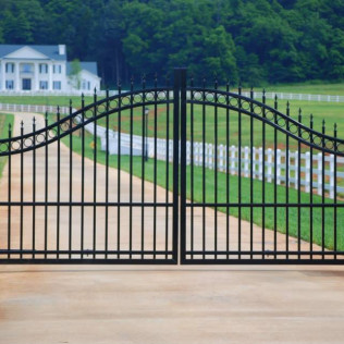 commercial gate installation houston tx